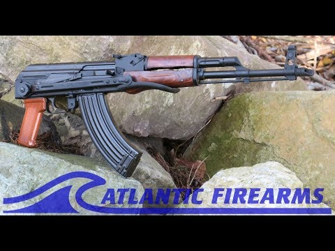 Polish AK47 Rifle Circle 11 at Atlantic Firearms