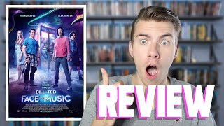 Bill & Ted: Face The Music (2020) - Movie Review