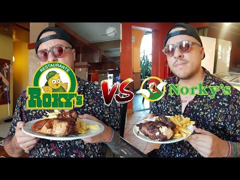 POLLO DE ROKYS VS POLLO DE NORKYS | elcholomena