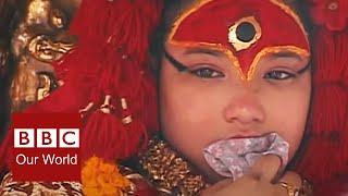 Sahar Zand | BBC Our world | Nepal's Living Child Goddess