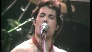 Queen-crazy little thing called love  (ive in london 1979)