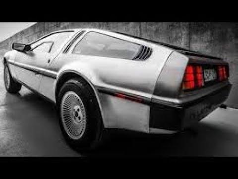 Supercar, Macchine da sogno: DeLorean ritorno al futuro