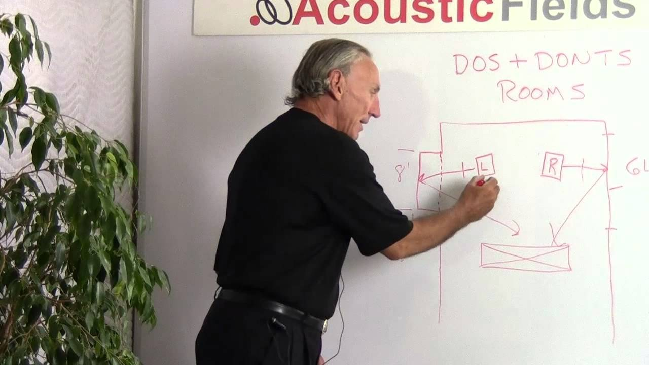 Dos And Donts Of Room Setup For Audiophiles Acousticfieldscom Surround Sound Installation Tips Youtube