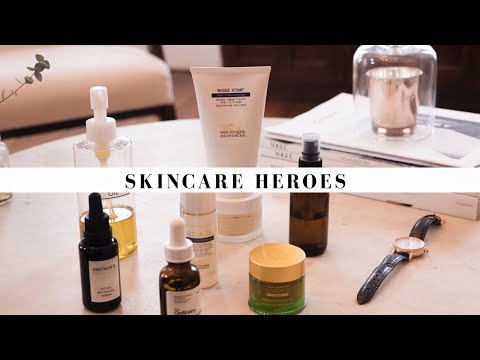 EASY SKINCARE ROUTINE + APPLICATION | Natural, Non-Toxic, Organic