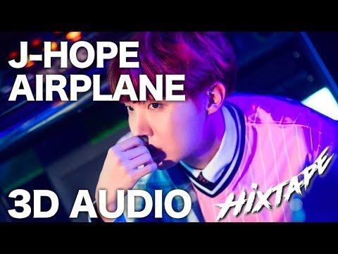 J-HOPE - Airplane [3D AUDIO]