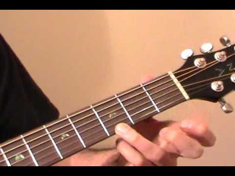 Greensleeves Guitar Less Easy Versi