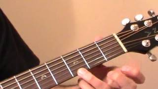 Greensleeves Guitar Lesson Easy Version