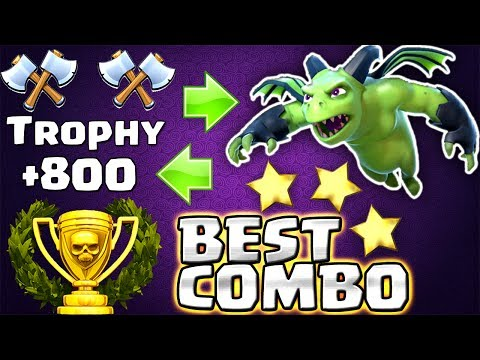 BEST BH3 VERSUS BATTLE ARMY COMBO  | How To Win Every Battle | Clash Of Clans