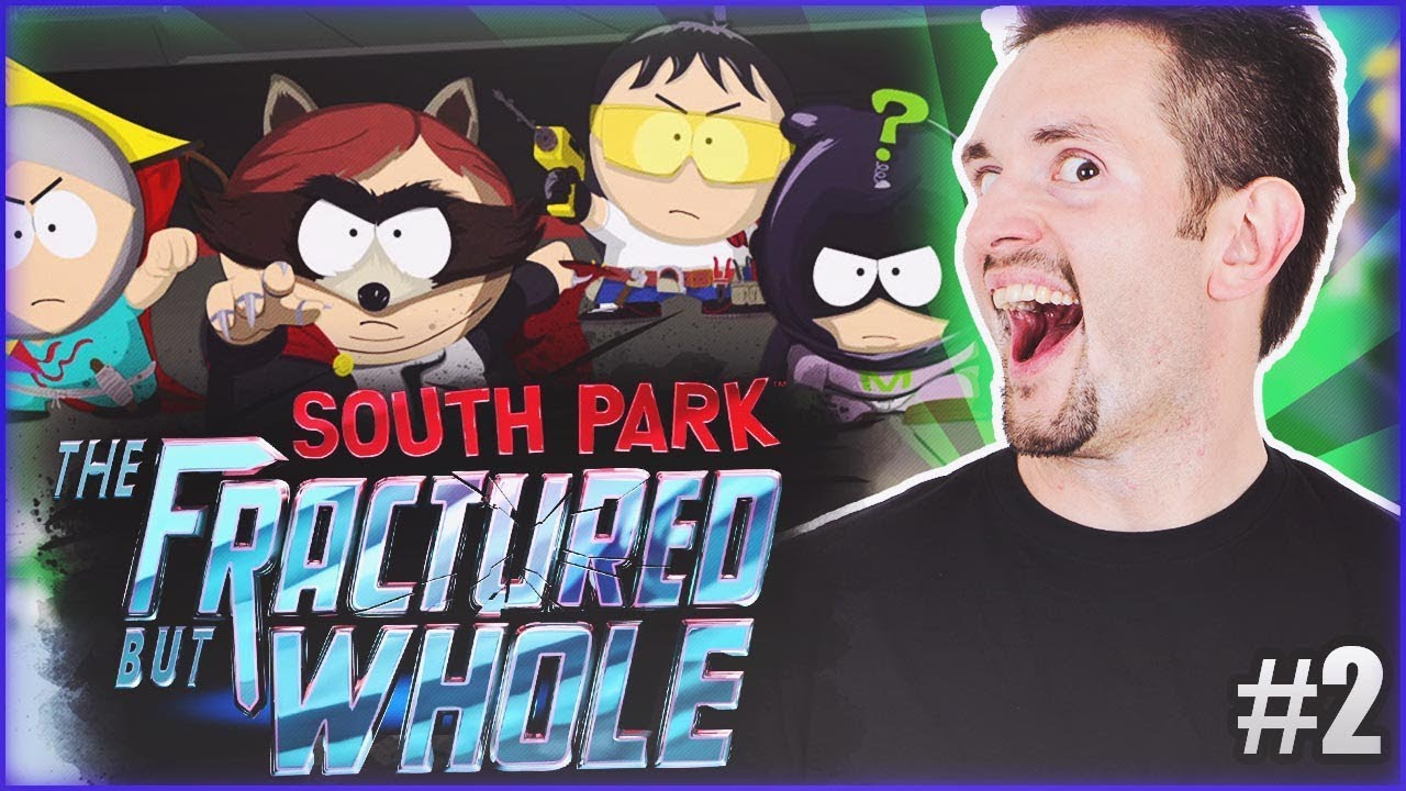 JESZCZE WIĘCEJ ŚMIECHU | South Park TFBW | #2