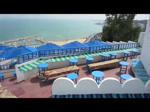 Tunis, Tunisia - Part 5: Sidi Bou Said