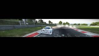 Project CARS Triple Screen Logitech G29 Gameplay HD