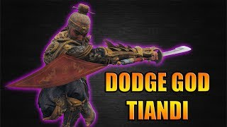 Dodge God Tiandi [For Honor]