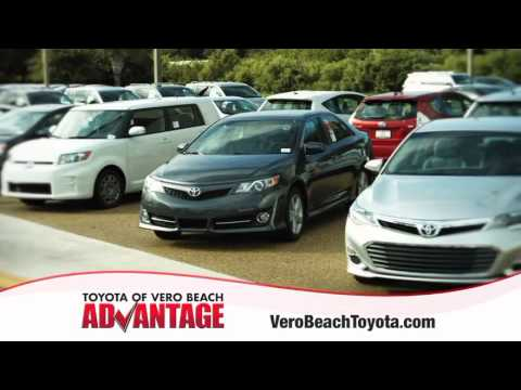 Vero Beach Toyota >> The Toyota Of Vero Beach Advantage