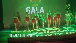 VIII Gala Solidária FOOTKART - Ginastica Acrobática 20KM's Almeirim
