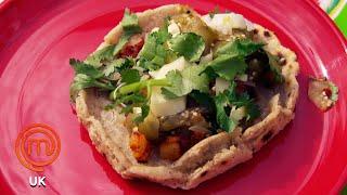 Street Food Challenge in Mexico!   MasterChef UK   MasterChef World