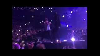 Justin Timberlake & Jay Z - Holy Grail - live - Barclays Center 12/14/14