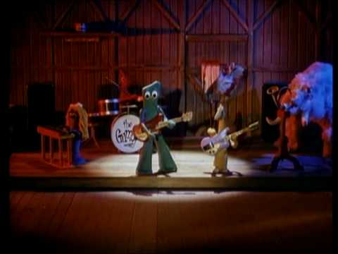Gumby Adventures - Gumby Music Video
