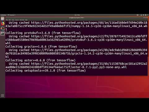 Question: How To Install Tensorflow On Ubuntu? - OS Today
