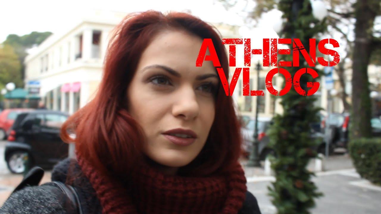 Athens Vlog