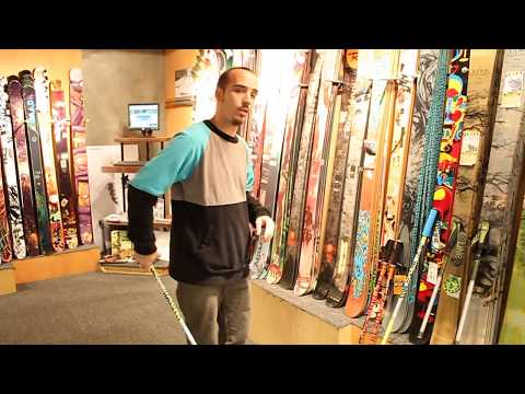 How To Choose The Right Size Ski Poles
