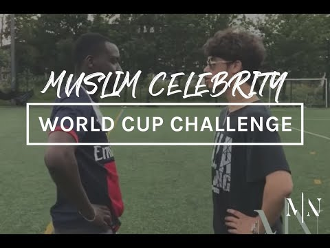 MUSLIM CELEBRITY WORLD CUP CHALLENGE CREATES FIGHT | ft Harris J