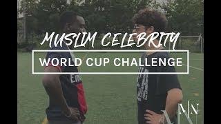 Video MUSLIM CELEBRITY WORLD CUP CHALLENGE CREATES FIGHT | ft Harris J download MP3, 3GP, MP4, WEBM, AVI, FLV Juli 2018