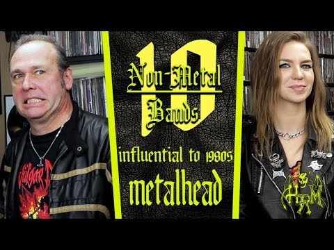 10 Non-Metal Bands Influential To 1980s Metalhead
