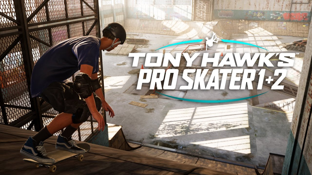 Tony Hawk's Pro Skater 1 + 2 - Official Reveal Trailer - YouTube