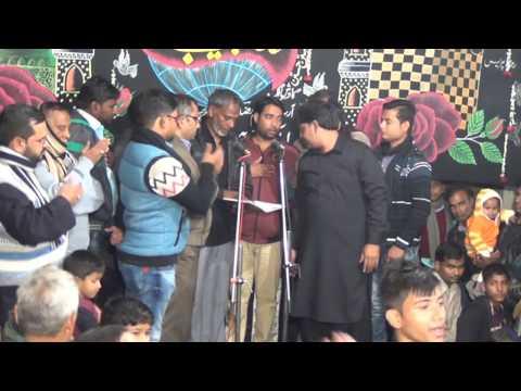 Zainab Wo Sajjad Ke Khutbon Ka Hamlah Dekhna | Abbasia Jafrabad | 4 Rabiulauwal Usmanpur 2016