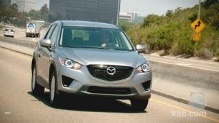 2013 Mazda CX-5 Review - Kelley Blue Book