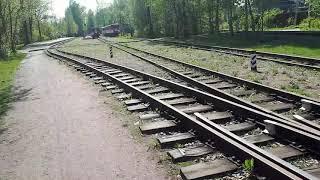 Вся детская железная старая дорога в СПб