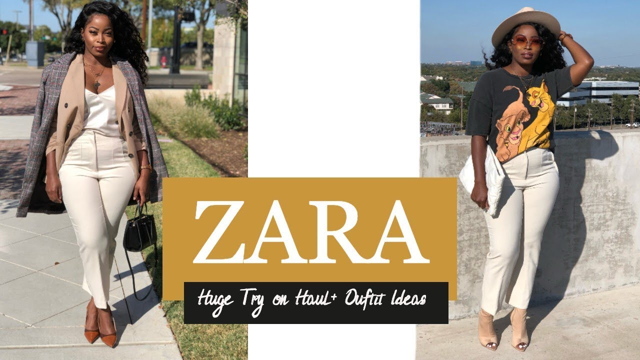 [VIDEO] - ? ZARA TRY ON HAUL ?FALL OUTFIT IDEAS GALORE ?AUTUMN | FALL | WINTER 2019 5