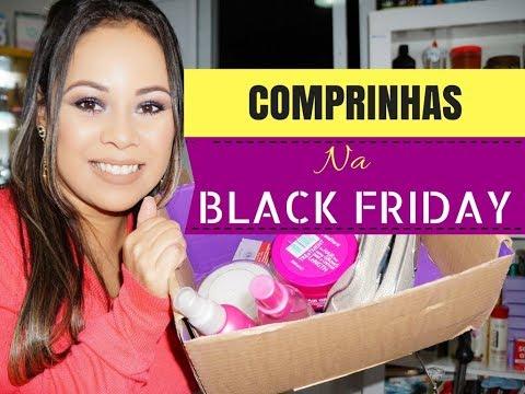 COMPRINHAS DA BLACK FRIDAY