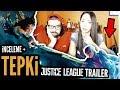 JUSTICE LEAGUE Yeni Comic Con Fragmanında Sırlar Açığa Çıkıyor: İnceleme ve Tepki