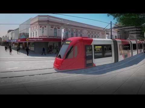 Parramatta Light Rail Route Video (captioned) - Feb 2017