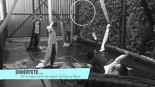 Curso de Verano Danza Aérea  2018 en San Jerónimo