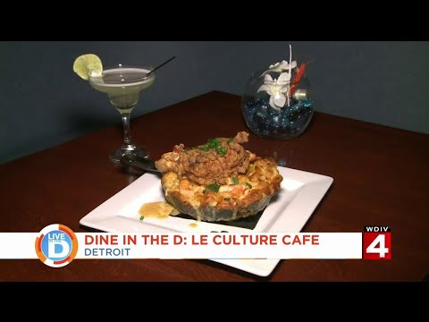 Live In The D: Dine In The D - Le Culture Cafe
