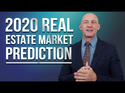 REAL ESTATE MARKET PREDICTION 2020 POST-CORONAVIRUS - KEVIN