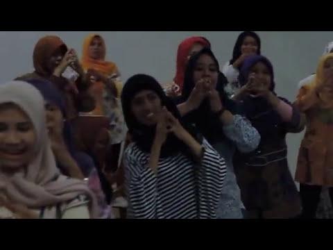 Motivasi Guru IGTK Diknas Jakarta Selatan Senam Pintar MCB feat. Motivator Stevie Lengkong