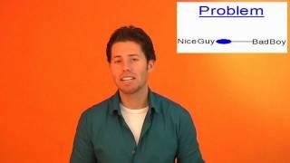 Was Frauen wollen (2/3) Nice Guy vs Bad Boy, Flirten lernen als Mann, Frau ansprechen! Selbstbewusst