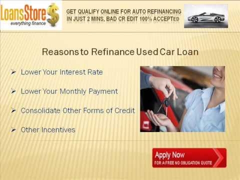 Used Car Loan Rates Alabama