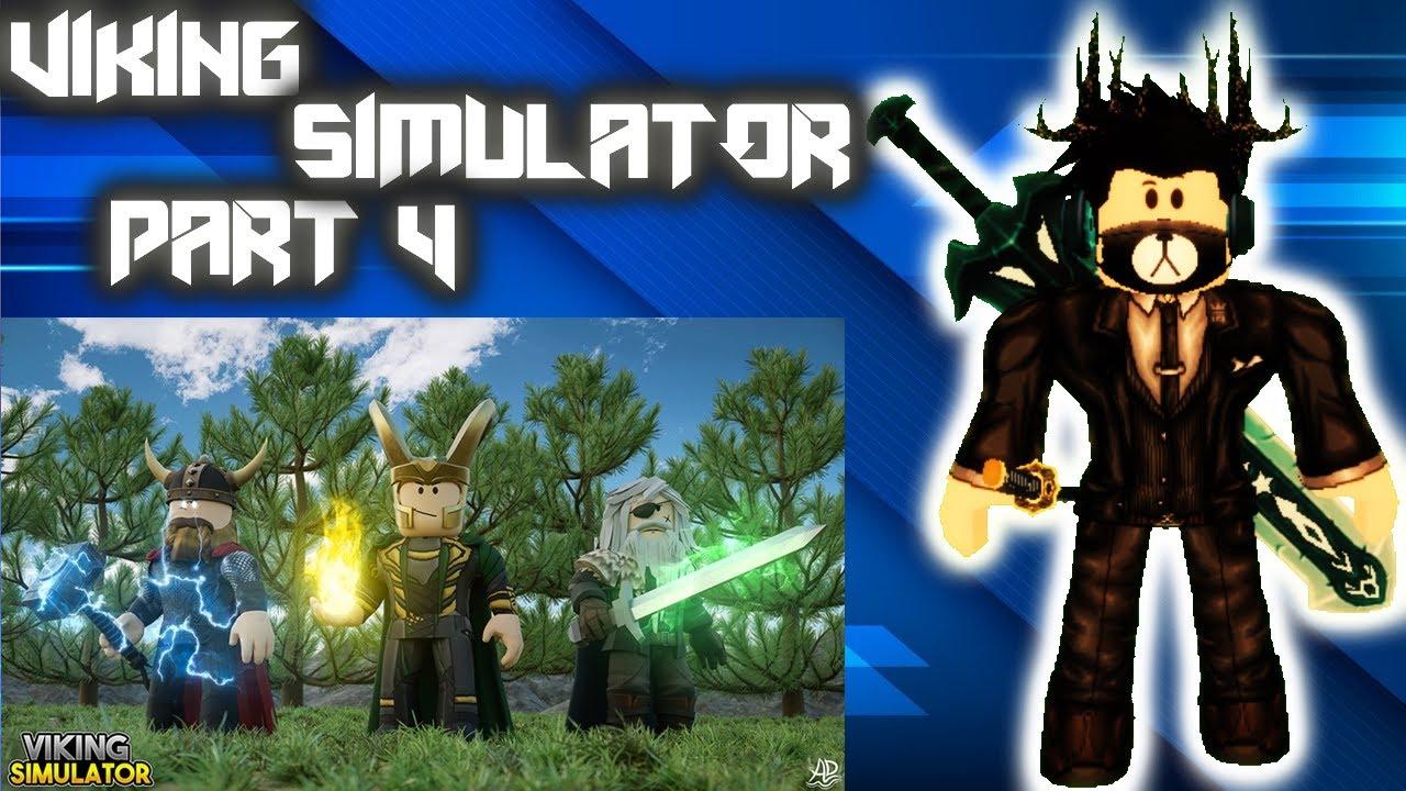 Some Grinding! | Viking Simulator [Episode 4]