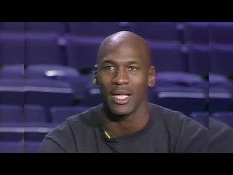 Michael Jordan Pre-Game Interview (1992.11.22)