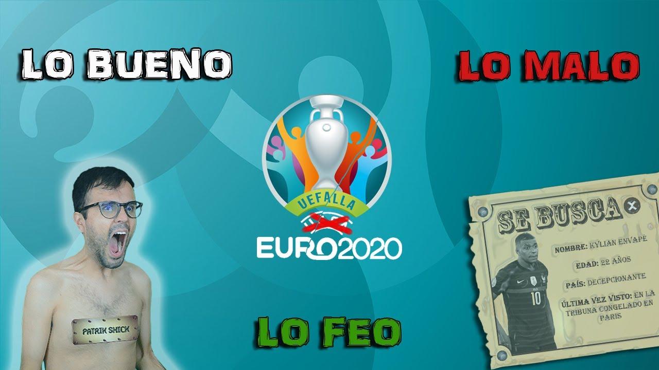 Lo bueno, lo malo y lo feo de la EURO 2020