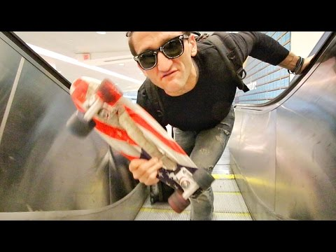 AIRPORT SKATEBOARD SECRETS