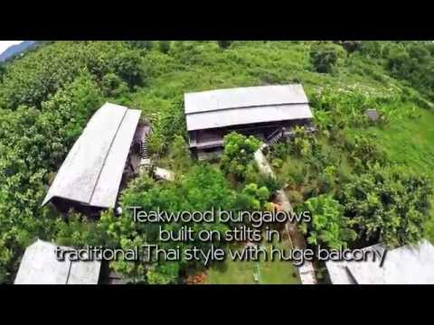 A Promotional video for Little Village Chiang Mai