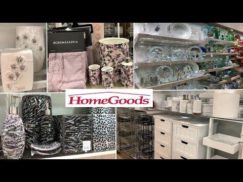 HomeGoods Bathroom Decoration Accessories * Glam Home Decor ~ Shop With Me 2019