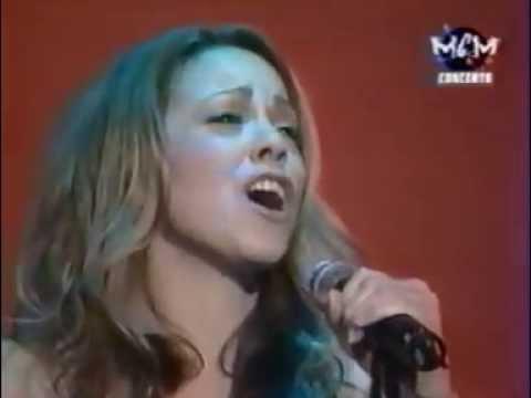 Mariah Carey - Butterfly Live at Princess Diana Tribute (V2)