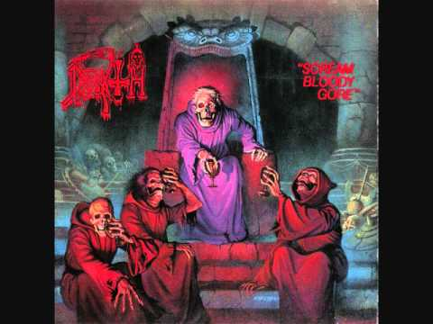 Death - Evil Dead(remastered)