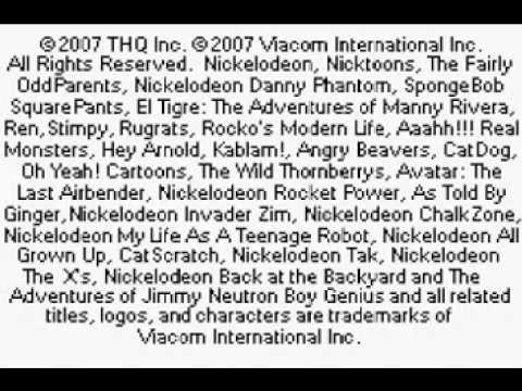 Game Boy Advance Nicktoons Attack of the Toybots - YouTube